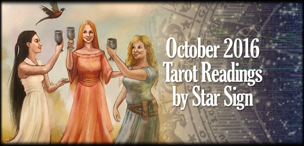 Monthly Intuitive Tarot Readings
