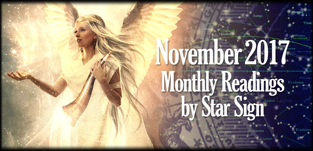 Monthly Intuitive Tarot Reading