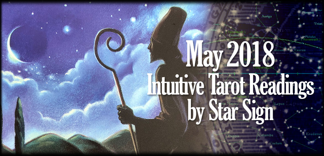Monthly Intuitive Reading by Star Sign