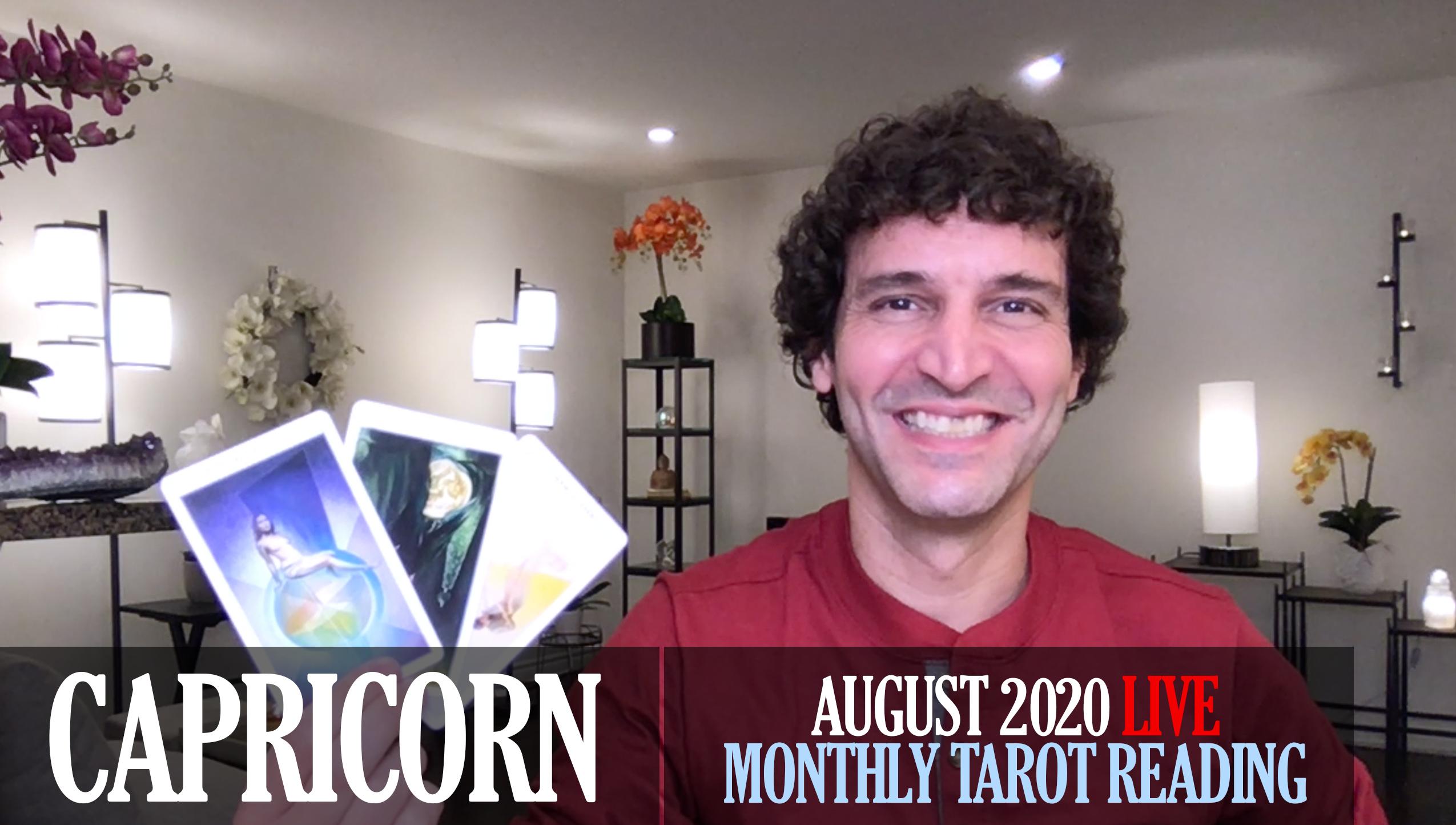 August 2020 CAPRICORN