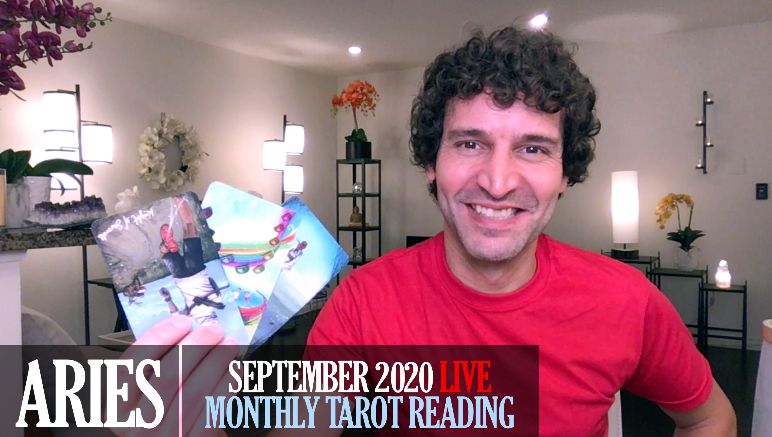 ARIES September 2020 Monthly Reading