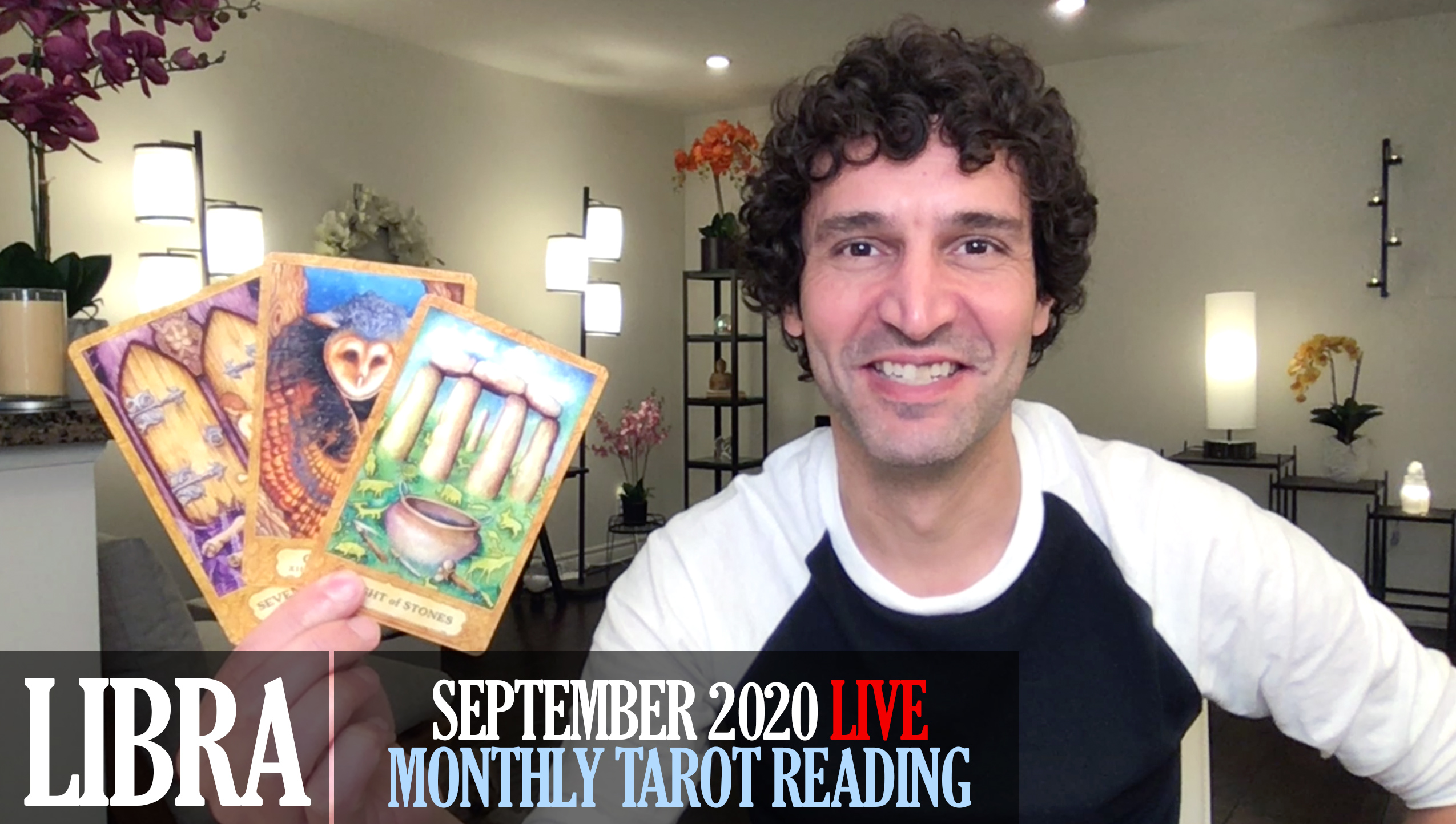 Libra September 2020 Tarot Reading
