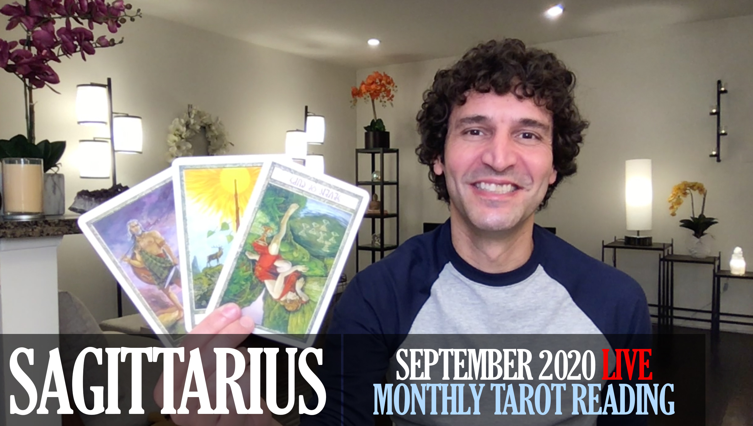 Sagittarius September 2020 Tarot Reading