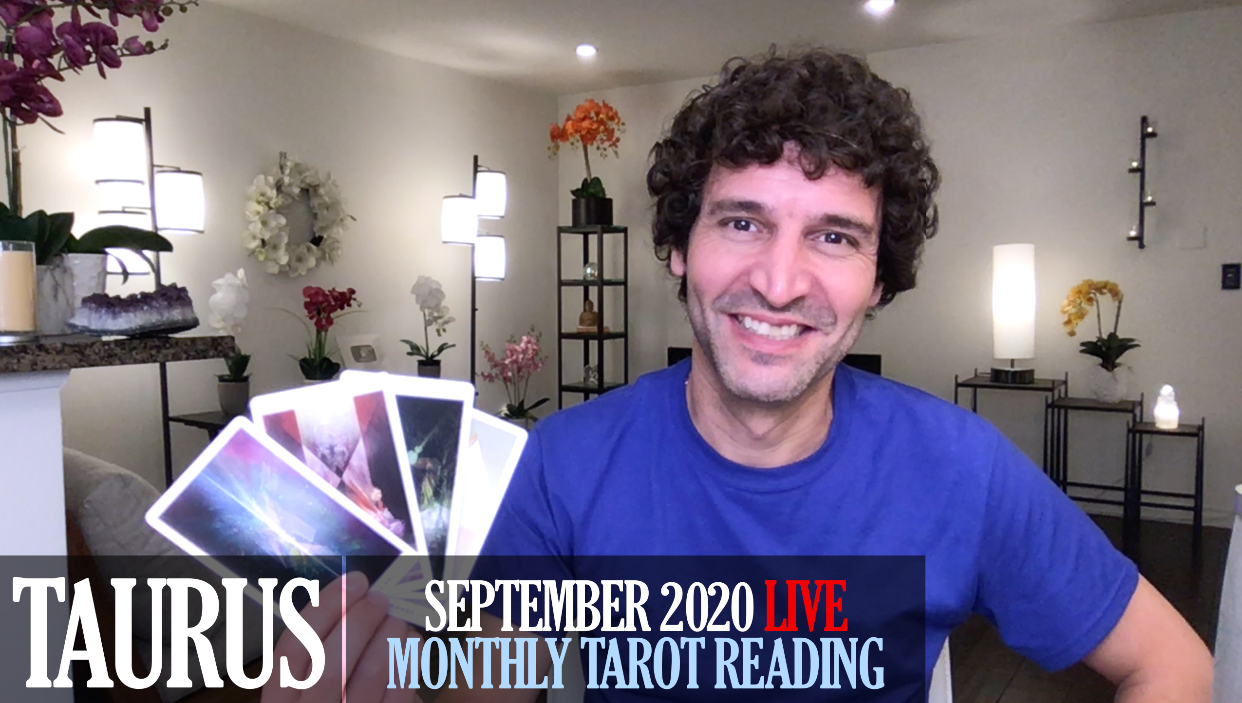 TAURUS September 2020 Monthly Forecast