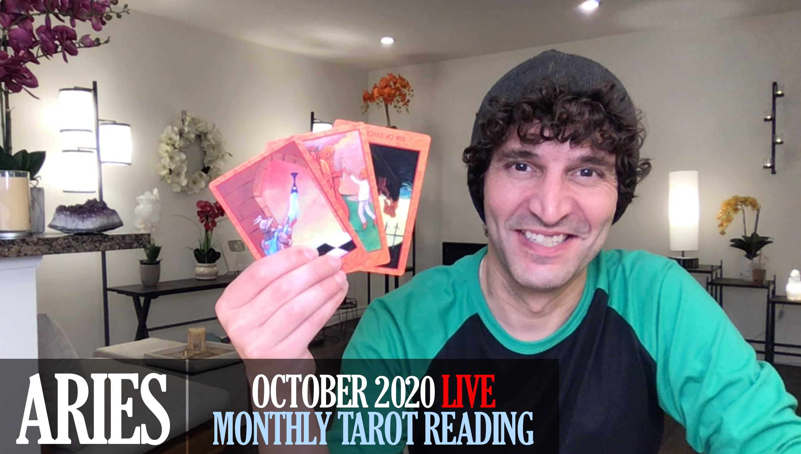 ARIES October 2020 Monthly Reading