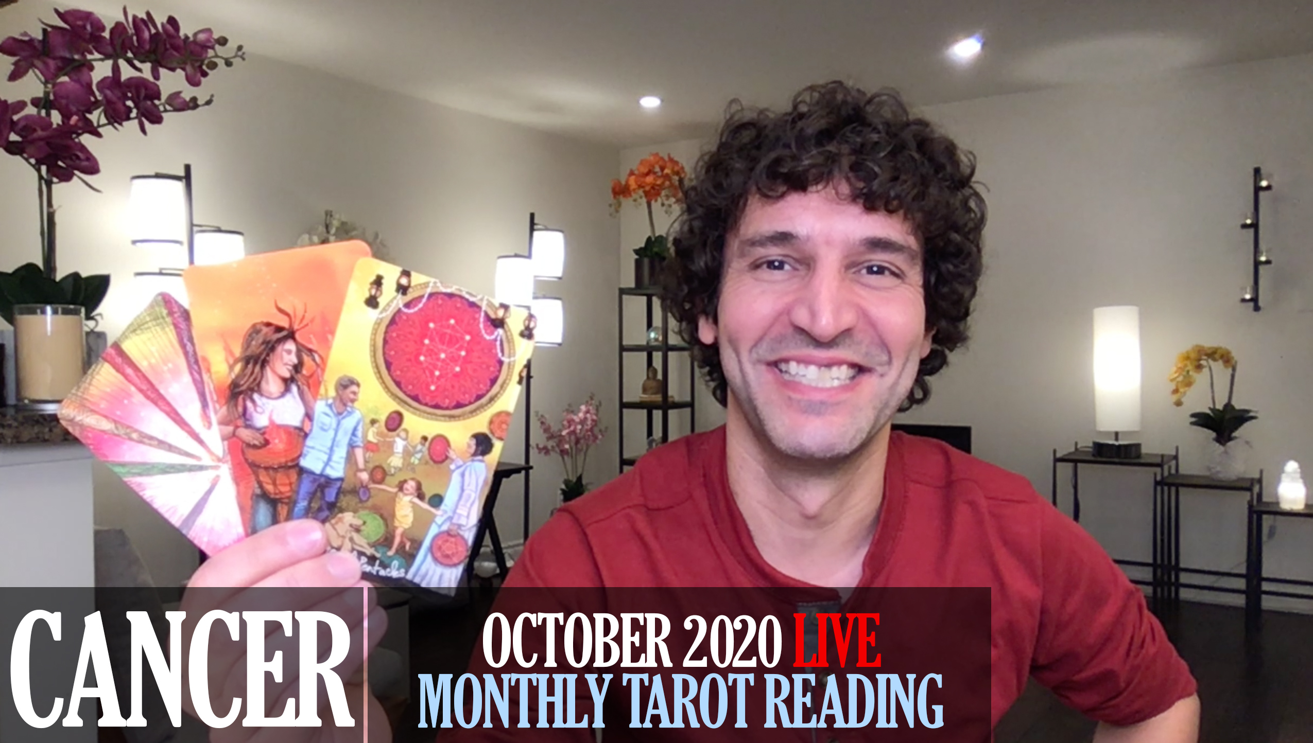 CANCER October 2020 Monthly Reading