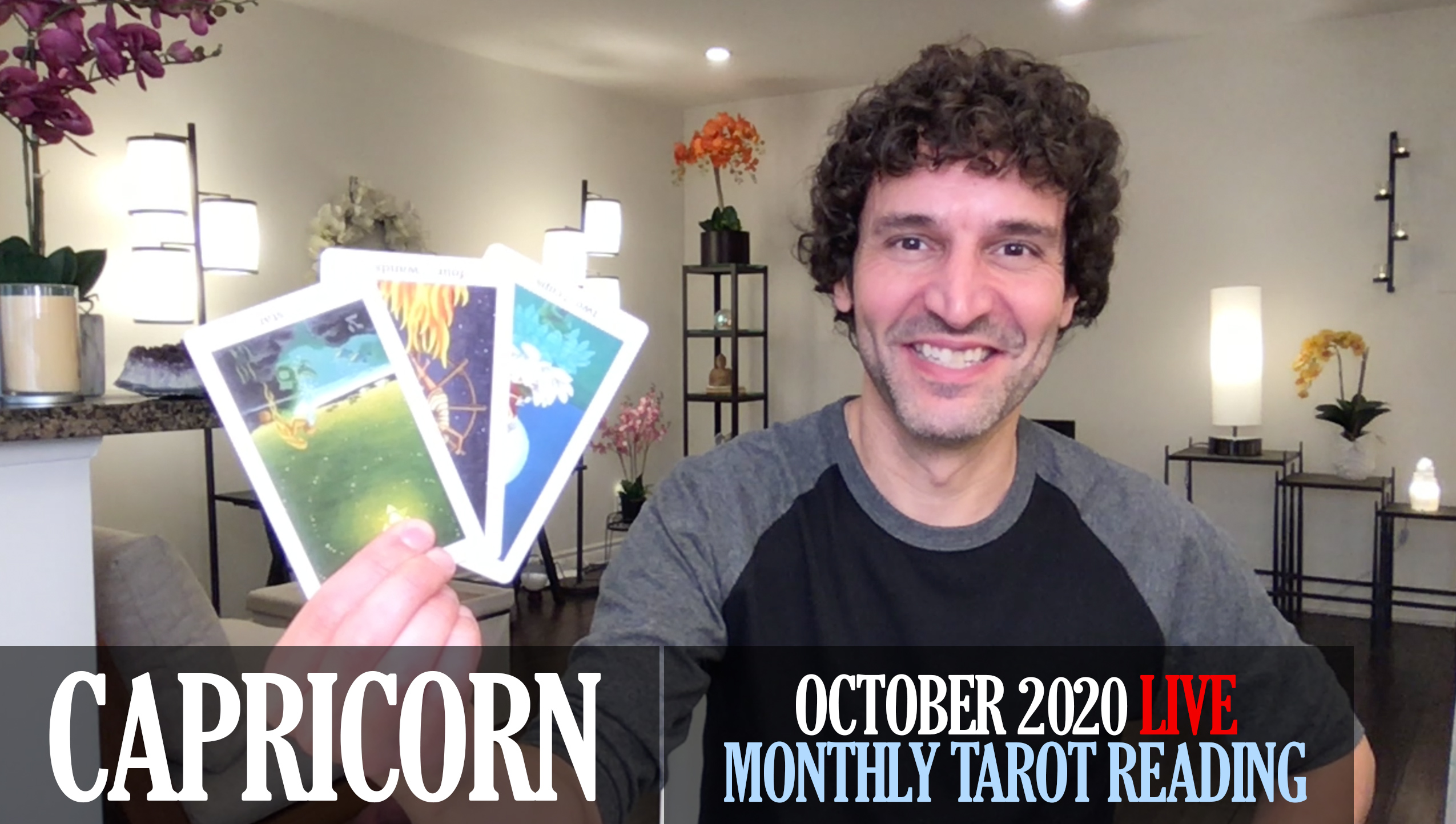 CAPRICORN October 2020 Monthly Reading