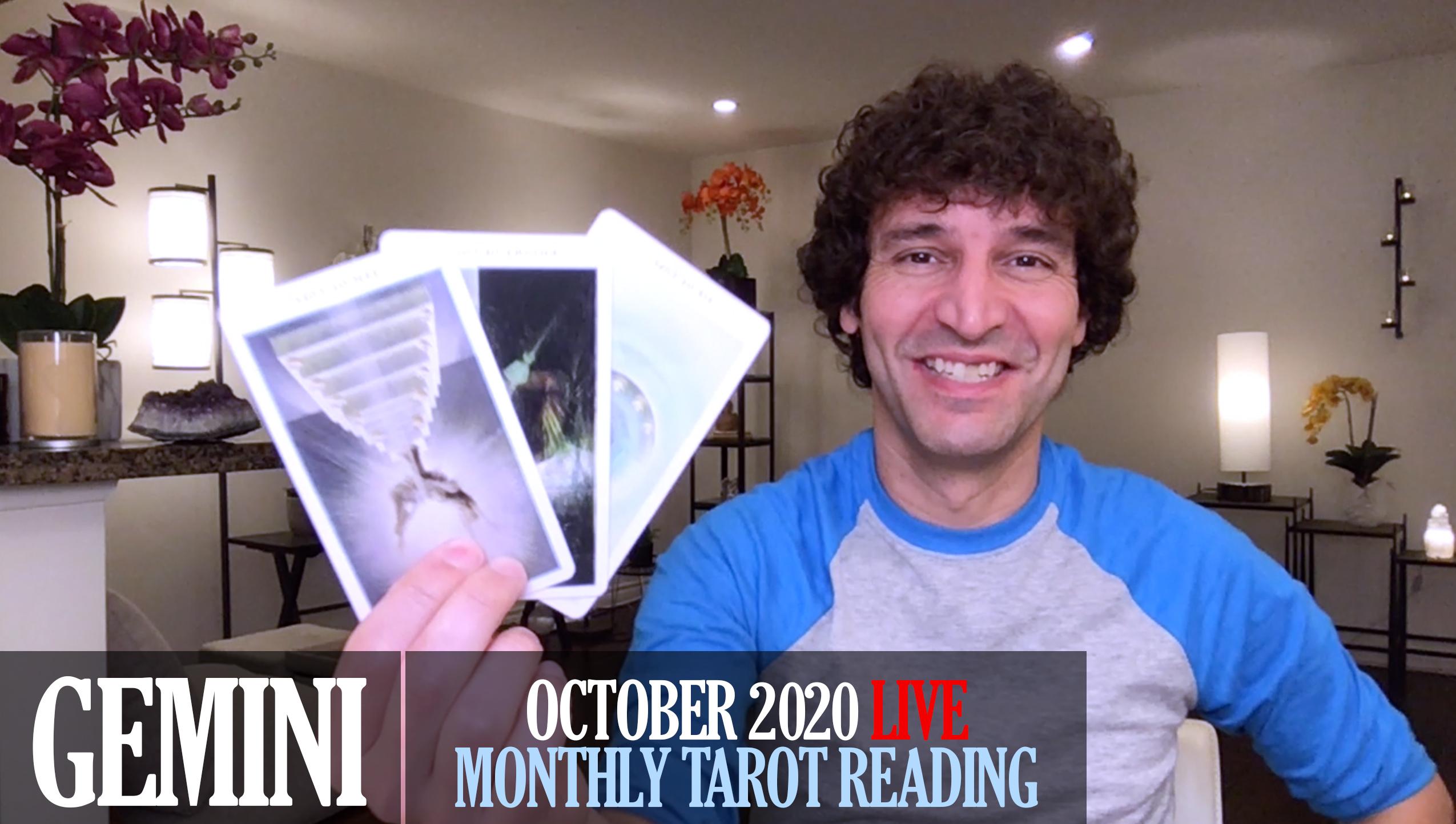 GEMINI October 2020 Monthly Reading