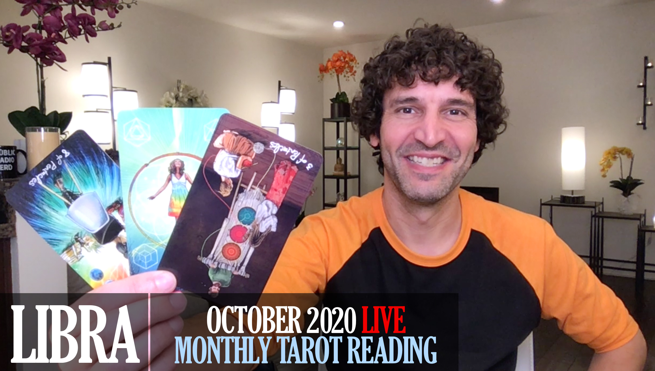 LIBRA October 2020 Monthly Reading